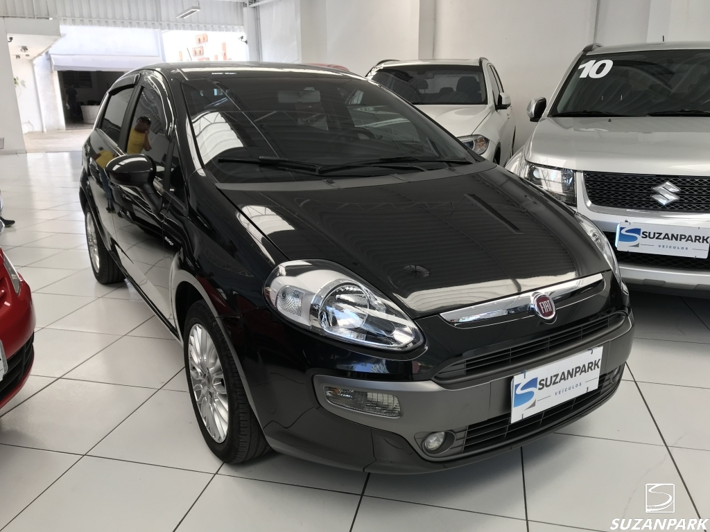 FIAT PUNTO ESSENCE DUALOGIC 1.6