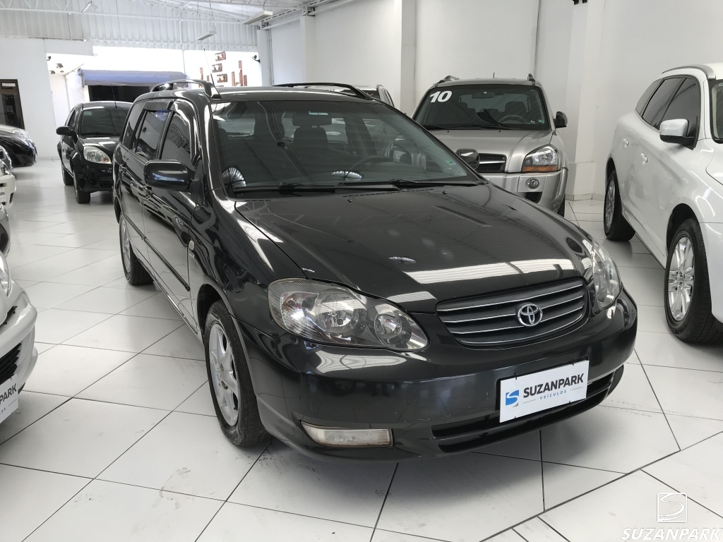 TOYOTA FIELDER 1.8 AT