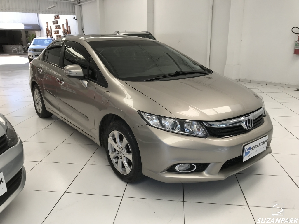 HONDA CIVIC EXS 1.8 AT